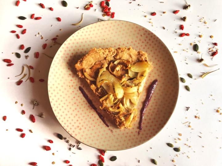 La tarte à l'oignon qui a tout bon!